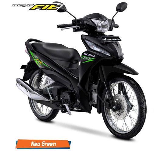 Honda Revo Fit Fi