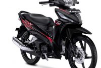 Honda Revo X Fi Quantum Black
