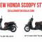 Honda Scoopy Jogja