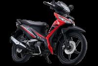 Supra X 125 FI Energetic Red