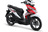 Honda BeAT eSP Hard Funk Red White